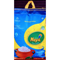 MAYIL MATTA RICE 10kg(1kg Matta rice free inside the packet)
