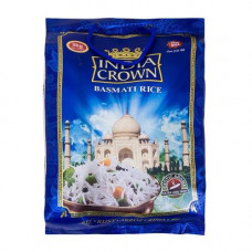 BASMATI RICE 5kg( India Crown)