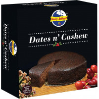 DATE AND CASHEW CAKE 700gm(Daily delight)