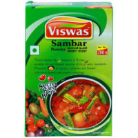 SAMBAR POWDER 200gm(Viswas)