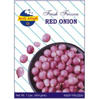 RED ONION 400gm(Frozen) Daily Delight