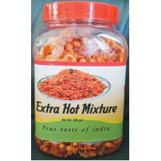 EXTRA HOT MIXTURE 300gm (in bottle)