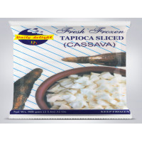 TAPIOCA SLICED (DAILY DELIGHT) 908GM