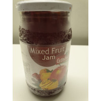 MIXED FRUIT JAM 500gm(Grandmas)