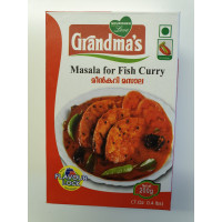 FISH MASALA 200gm( Grandmas)