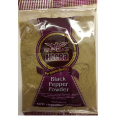 HEERA BLACK PEPPER POWDER 100G