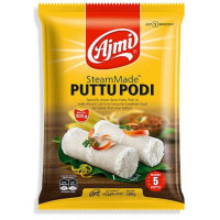 STEAM MADE PUTTUPODI WHITE 1kg(Ajmi)