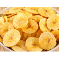BANANA CHIPS 125gm(Magic Tasters)(fried with coconut oil)
