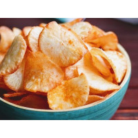 TAPIOCA CHIPS SPICY 130gm