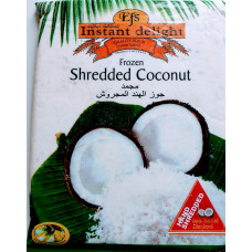 GRATED COCONUT 400gm(Instant Delight)