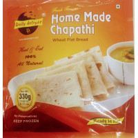 HOME MADE CHAPPATHI 330g( FROZEN)