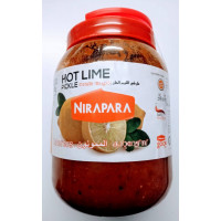 RED LIME PICKLE 1kg (Nirapara)