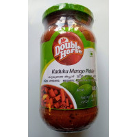 KADU MANGO RED PICKLE 400gm(Double horse)