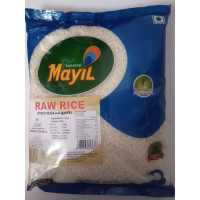 White Raw  Rice 2kg( Pachari)