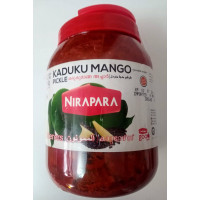 KADU MANGO RED PICKLE 1kg(Nirapara)