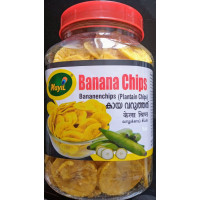 Banana chips 300gm(bottle)(Mayil)