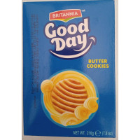 Good day butterbiscuit(family packet)216gm