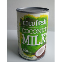 COCONUT MILK CANNED (COCOFRESH) 400ML