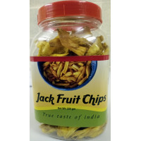 Jack fruit chips 225gm(bottle)