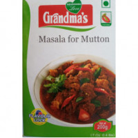 MUTTON MASALA 200gm(Grandmas)