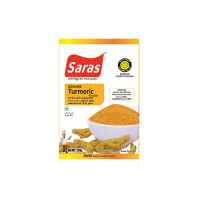 TURMERIC POWDER 200gm(Saras)